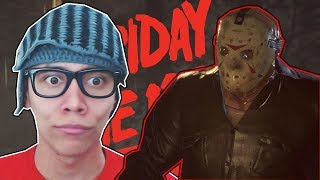 O JASON INFARTOU - Friday the 13th the Game