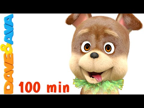 Thumbnail: Bingo Dog Song | Kids Songs & Nursery Rhymes | Dave and Ava