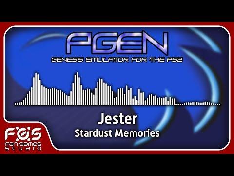 PGEN Emulator - Music Menu (Jester - Stardust Memories)