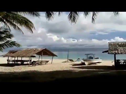 Reportase Wisata Pulau Asu Nias Barat 2015