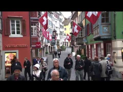 Zurich, Switzerland: Old Town walking tour