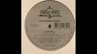 Play Love Will (feat Stephanie Cook)