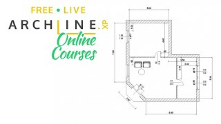 Foundation - ARCHLine.XP Preliminary Interior Design Course 2