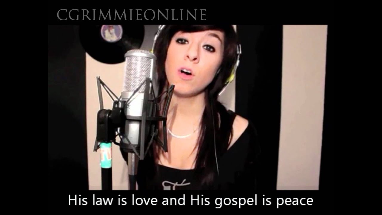 christina grimmie how to love mp3 download
