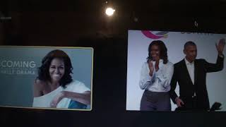 "Barack Obama/Lucifer ""Takes  A Bride"" Michelle/Michael Obama"