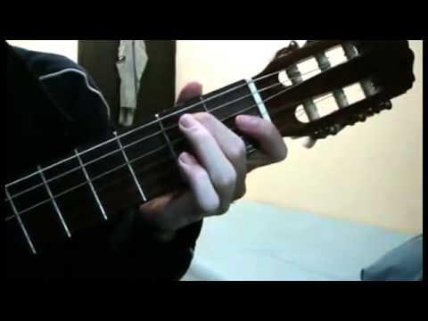 Akustik Gitar   Melody Bentuk C Belajar Gitar