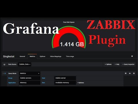 How To Install Zabbix plugin On Grafana Server For View Data Sources