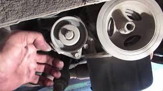 Ремонт Hyundai Accent ч.1 Замена ремня ГРМ