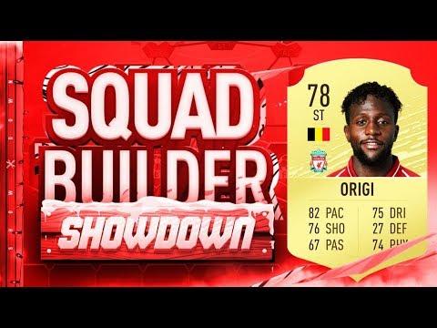 EPIC DIVOCK ORIGI SQUAD BUILDER SHOWDOWN VS AJ3! #FIFA20 Ultimate Team