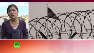«'Массаж Гуантанамо' — это очень больно» — заключенный