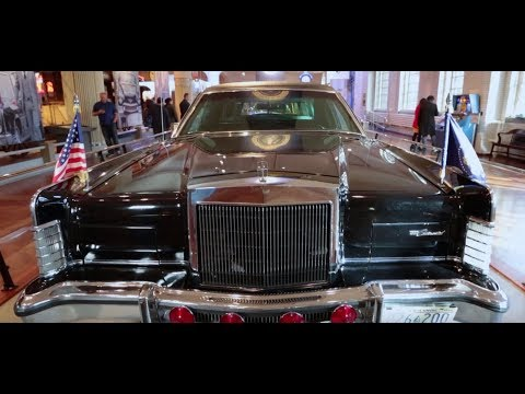Presidential Limousines   The Henry Ford's Innovation Nation