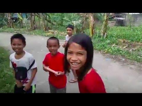 LIVE in The Philippines - Zamboanga del Norte Morning Walk