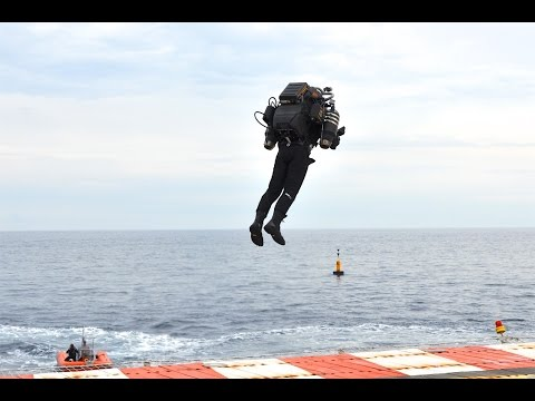 JetPack Aviation JB10 Principality of Monaco Flight #3 iPhone6S
