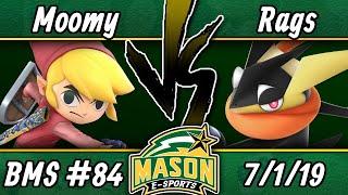 Winners Finals - Moomy vs Rags - Bring More Setups 84