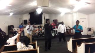 "Min. Terrell Rogers & Men of Destiny ""CMB"""