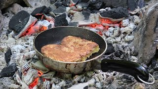 Best French Toast Ever! Awesome & Easy Campfire Food