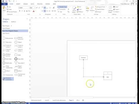 Basic Visio How To