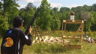 SHOTGUN Trick Shots!