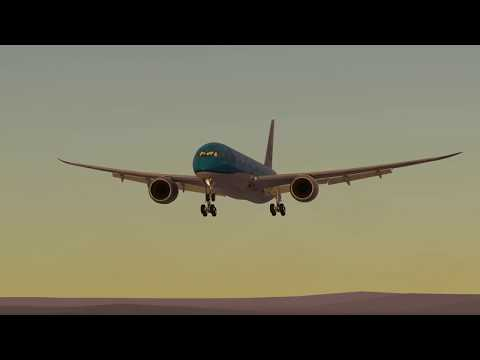 [Before GLOBAL] Infinite Flight: Amsterdam (EHAM) To Los Angeles (KLAX) | KLM | Boeing 787