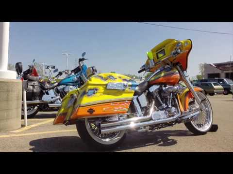7th Annual Baker College of Flint Car & Motor Cycle Show  ( Part - 1 )