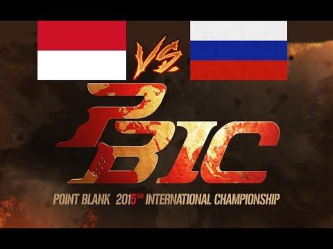 PBIC 2015 - [Indonésia] N1CS MARINE Vs AOEXE [Russia]