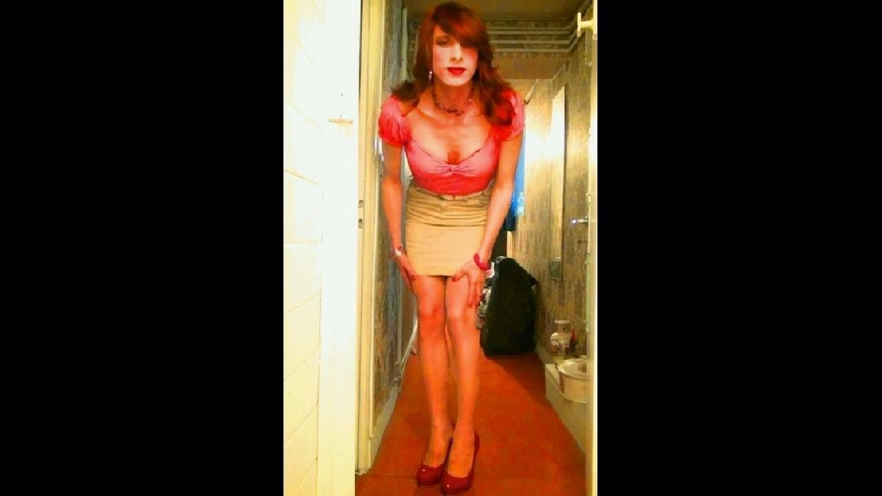 crossdresser - sexy shock corridor - youtube
