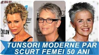 Tunsori Moderne Par Scurt Femei 50 Ani By Coafuri Si Tunsori