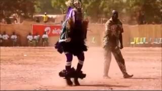 witchdoctor sick dance