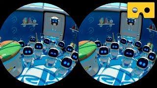 ThePlayroom VR [PS VR] - VR SBS 3D Video