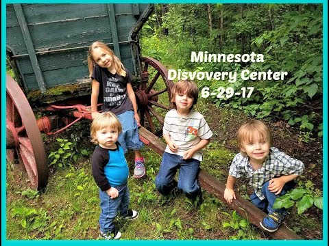 Sneak Peak into the Minnesota Discovery Center