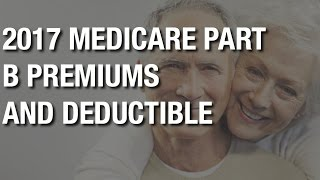 What Medicare Part Premium Annual Deductible Costs