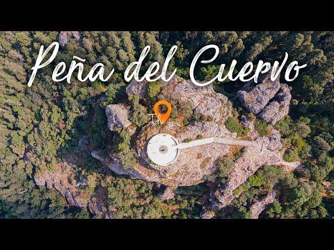 Mirador Peña del Cuervo - Mineral del Chico