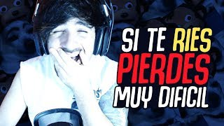 SI TE RIES PIERDES ! RETO DEL SUSCRIPTOR ! ( MUY DIFICIL 2017 ) TRY NOT TO LAUGH CHALLENGE
