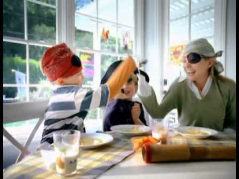Riley Thomas Stewart  Campbells Soup Commercial 2009