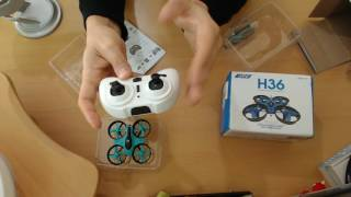 FuriBee F36 vs JJRC H36 Quadcopter - Comparison & Thoughts