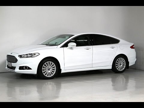 2016 Ford Mondeo Trend Diesel Team Hutchinson Ford Youtube