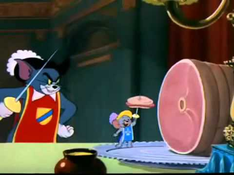 Tom and Jerry Alouette Song