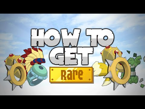 HOW TO GET RARE IN ANIMAL JAM!