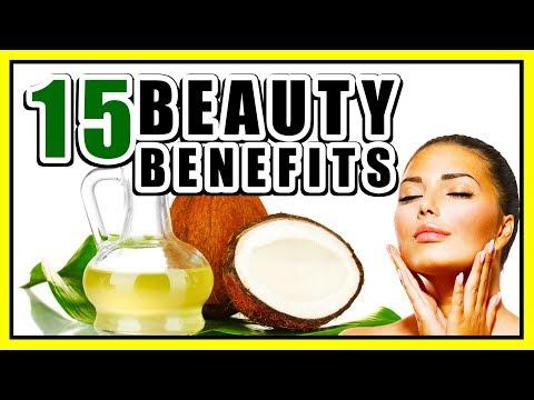 15 Beauty Benefits of Coconut Oil [Life Hacks]