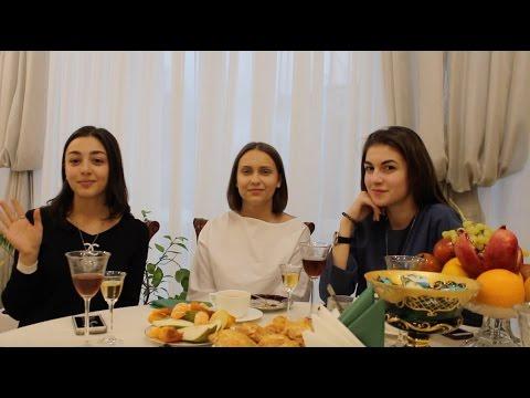 🇷🇺Русские пробуют армянскую еду🇦🇲  / смотреть до конца 😂