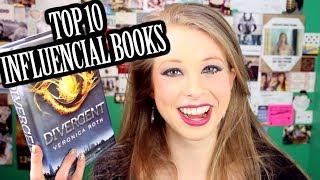 TOP 10 INFLUENTIAL BOOKS