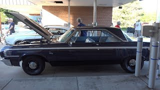 1964 Dodge with Max Wedge Engine - Cross Ram - Ask Our Fans What Model