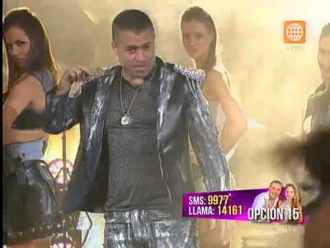 El Gran Show: Mathías Brivio bailó junto a María Pía y Maju Mantilla 13-06-2015 - parte x/x