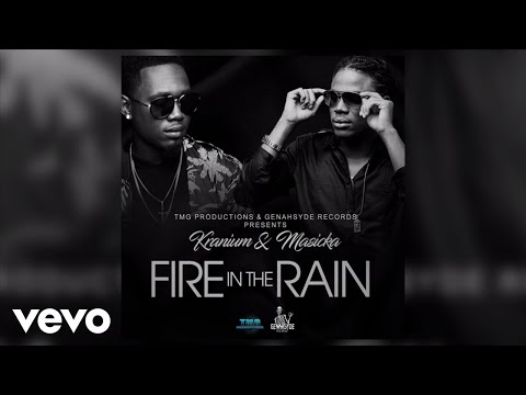 Masicka, Kranium - Fire in the Rain (Audio)