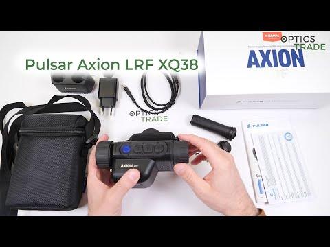 Pulsar Axion LRF XQ38 Thermal Monocular review | Optics Trade Reviews