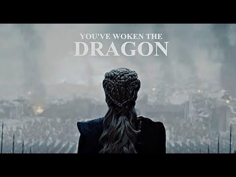 Daenerys Targaryen | you've woken the dragon [8x05]