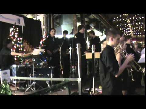 Cash Jazz Band Dec 2013