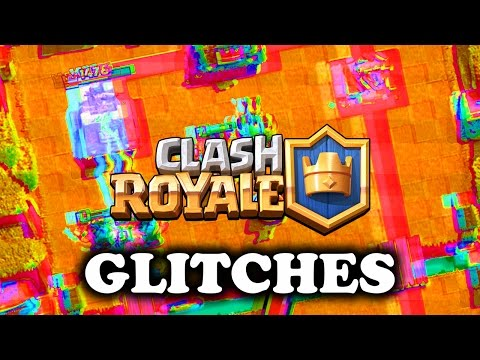Top 10 Bugs/Glitches of 2016 | Happy Birthday Clash Royale!