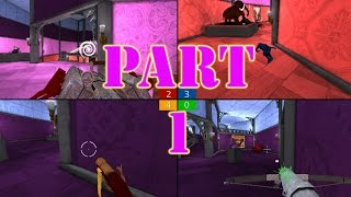The FGN Crew Plays: Screencheat Part 1 - CHEATERS! (PC)