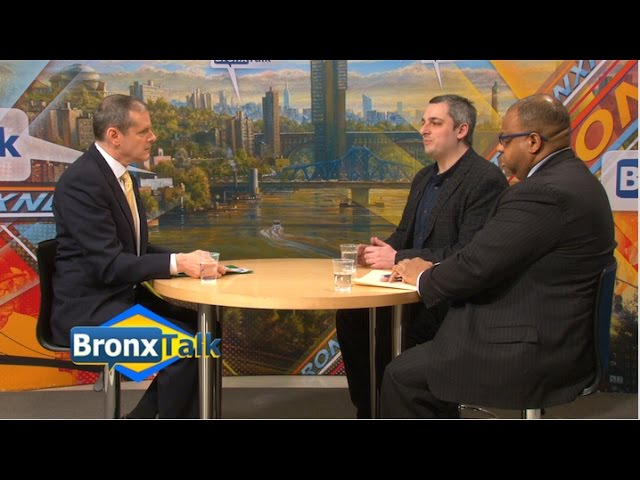BronxTalk March 13th 2017